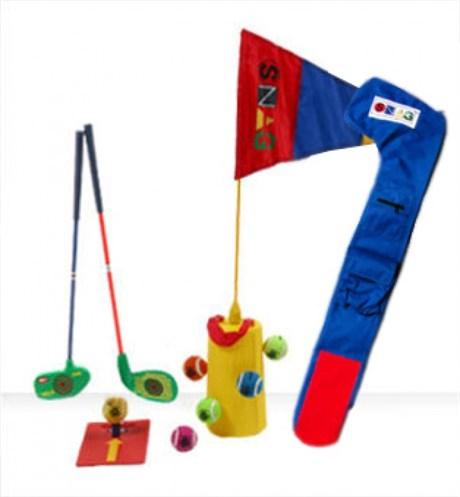 Набор для гольфа (индивидуальный) - фото 57688