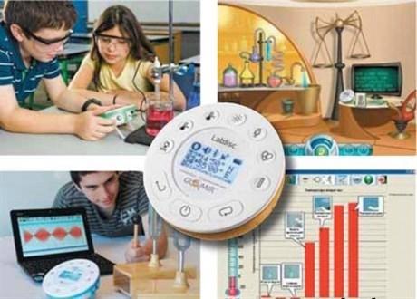 ЛабДиск ГЛОМИРII. Мобильная естественно-научная лаборатория начальной школы - фото 57765