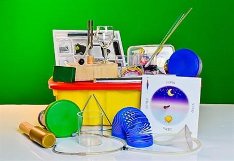 """Набор для экспериментирования """"Наблюдения за природой. Свет и звук"""" - фото 57951"""