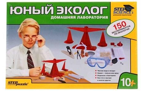 Научный конструктор Юный эколог - фото 57966