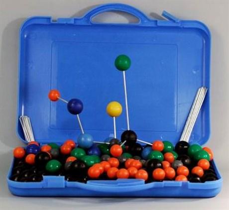 Демонстрационный набор для составления объемных моделей молекул - фото 58128