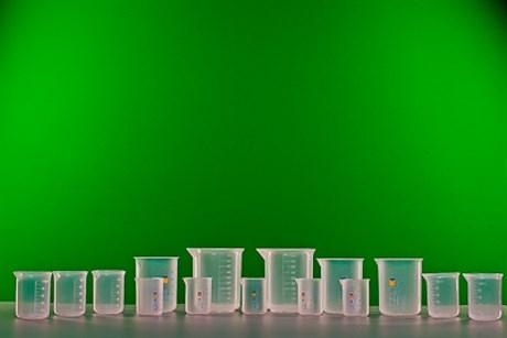 Комплект стаканов пластиковых (15 шт.) - фото 58156