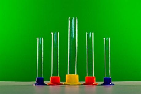 Комплект мерных цилиндров стеклянных (5 шт.) - фото 58158