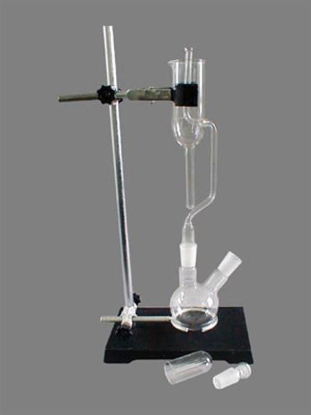 Прибор для получения галоидоалканов демонстрационный - фото 58189