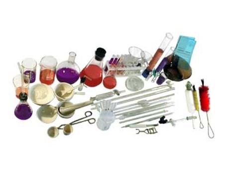 Комплект для демонстрационных опытов по химии универсальный (КДОХУ) - фото 58194