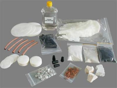 Набор материалов по химии - фото 58205
