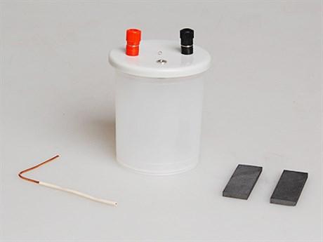 Прибор для опытов по химии с электрическим током (лабораторный) - фото 58225