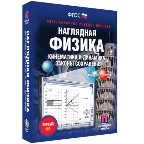 Наглядная физика. Кинематика и динамика. Законы сохранения - фото 58253