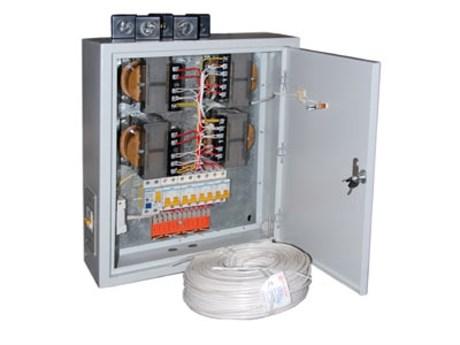 Комплект электроснабжения кабинетов физики и химии КЭС-ФХ - фото 58344