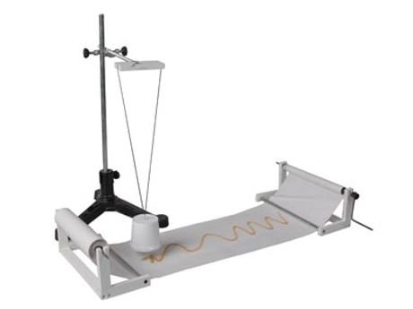 Прибор для демонстрации записи механических колебаний - фото 58353