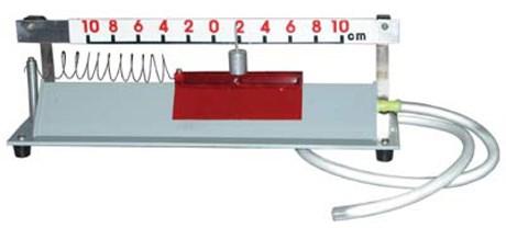 Прибор для демонстрации механических  колебаний (на воздушной подушке) - фото 58358