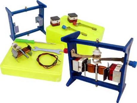 Модель электродвигателя (разборная) лабораторная - фото 58399