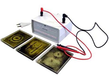 Набор для демонстрации спектров электрического поля - фото 58437