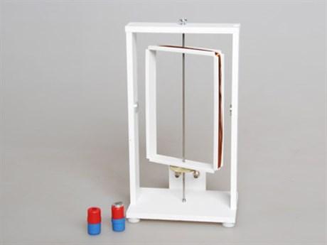 Прибор для демонстрации вращения рамки в магнитном поле - фото 58445