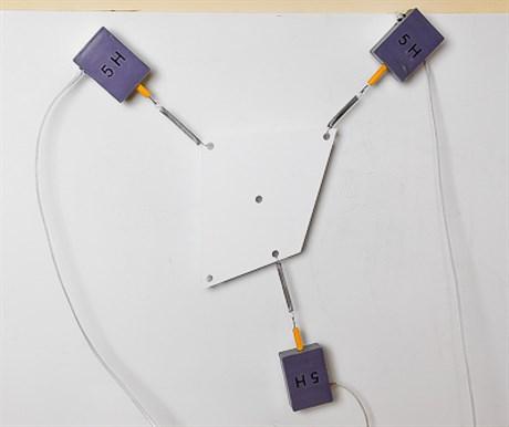 """Цифровая лаборатория """"Статика"""" (набор для демонстраций с комплектом датчиков) - фото 58466"""