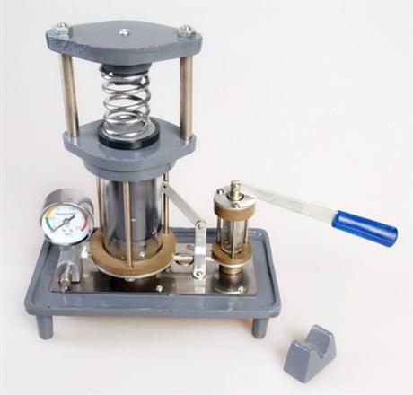 Пресс гидравлический (модель) - фото 58488