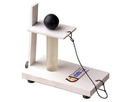 Прибор для демонстрации инерции и инертности тела - фото 58491