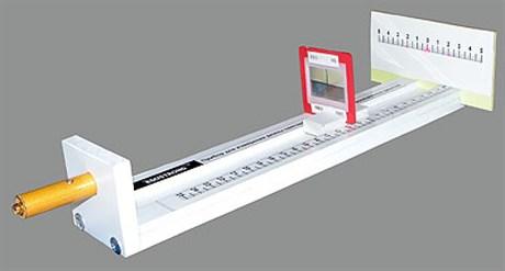 Прибор для измерения длины световой волны с набором дифракционных решеток - фото 58509