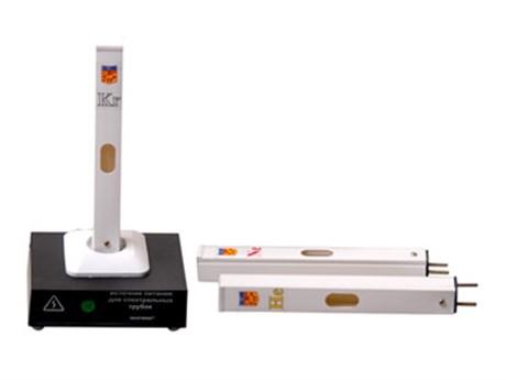 Набор спектральных трубок с универсальным источником питания - фото 58520