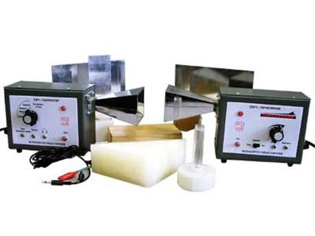 Комплект приборов и принадлежностей для демонстрации свойств электромагнитных волн - фото 58525