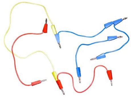 Набор соединительных проводов (шлейфовых) - фото 58556