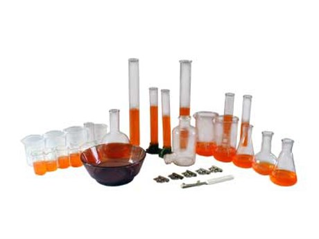 Набор химической посуды и принадлежностей для кабинета физики - фото 58582