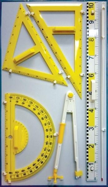 Комплект инструментов классных КИК - фото 58615