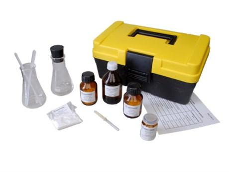 """Набор для исследования жесткости, хлорида, железа и СПАВ в воде """"Эко-знайка 3"""" - фото 58831"""