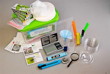 Набор для оценки чистоты воздуха методом биоиндикации - фото 58837