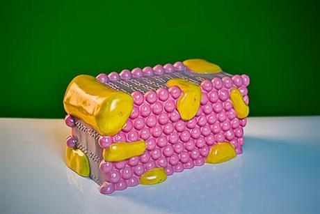 """Модель """"Строение клеточной оболочки"""" - фото 59038"""