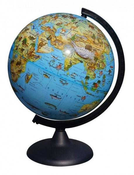 Глобус Зоогеографический - фото 59122