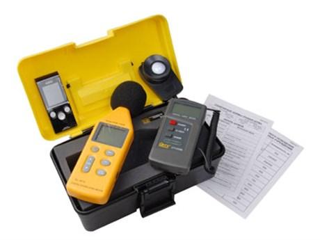 Эко-знайка 6. Комплект цифровых приборов (датчиков) для оценки экологического состояния в школе - фото 59135