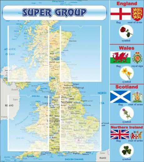 Стенд Super group - фото 59259