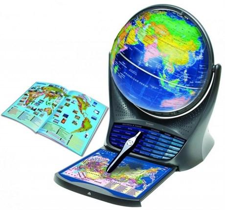 Интерактивный глобус с голосовой поддержкой - фото 60189