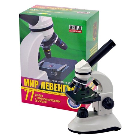 Микроскоп Мир Левенгука - фото 61314