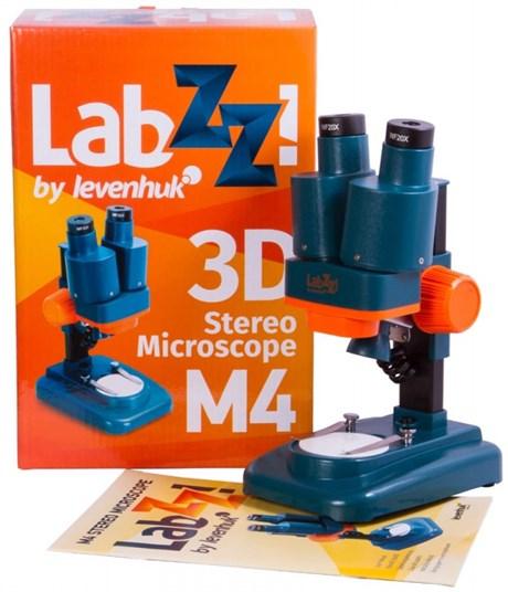 Микроскоп Levenhuk LabZZ M4 стерео - фото 61325