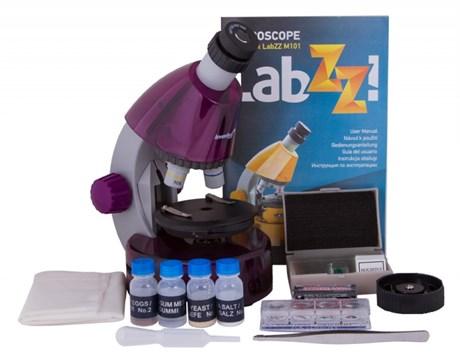 Микроскоп Levenhuk LabZZ M101 - фото 61327
