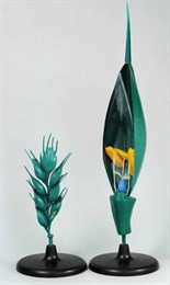 Модель Цветок пшеницы