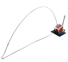 Интерактивный  экспонат «Канатная катапульта»