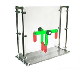 Интерактивный экспонат  Двух/трехколенный маятник