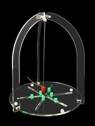 Интерактивный экспонат Танцующий маятник