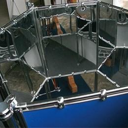 Интерактивный  экспонат «Зеркальная призма»