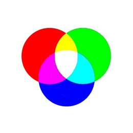 Интерактивный  экспонат «Свет и Цвет» настольный