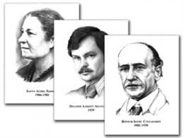 Портреты российских детских писателей