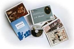 Альбом раздаточного изобразительного материала с электронным приложением «Л.Н. Толстой»