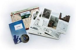 Альбом демонстрационного материала с электронным приложением «А.А. Блок»