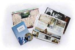 Альбом демонстрационного материала с электронным приложением «С.А. Есенин»