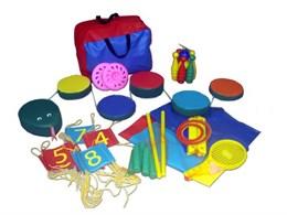 Комплект для подвижных игр с сумкой
