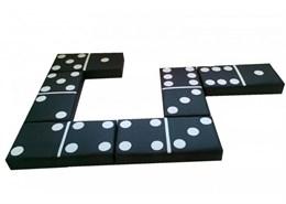 Домино игровое, мягкий игровой модуль