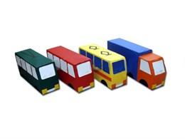 Машина (грузовик, автобус, троллейбус, трамвай)